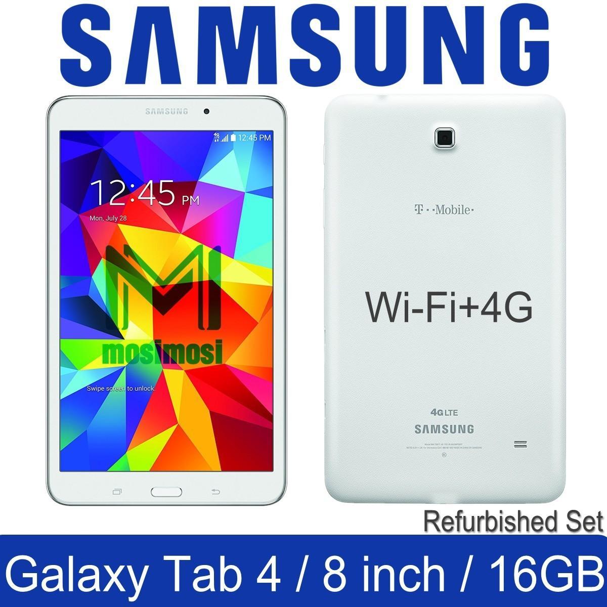 Samsung Galaxy Tab 4 (Wi-Fi+4G) (Refurbish Set)