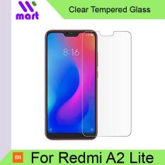 Tempered Glass Screen Protector (Clear) For Xiaomi A2 Lite