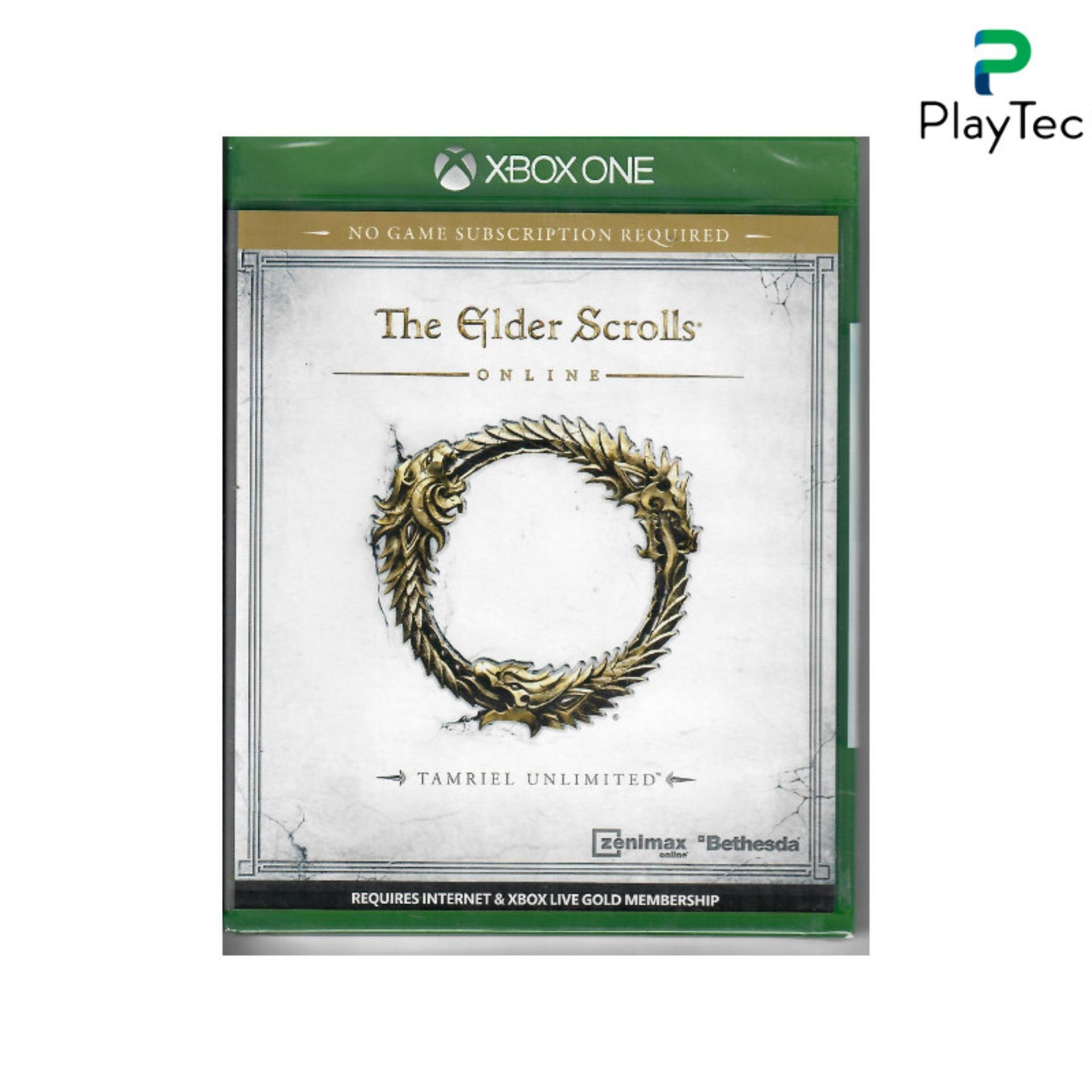 XBOX One The Elder Scrolls Online:Tamriel Unlimited (R3)
