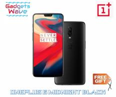 OnePlus 6 Midnight Black A6003 128GB/8GB (Local Warranty) – Free Dash Charger and Cable!!