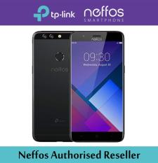 TP Link Neffos N1 4/64 BLACK HANDSET + FREE FLIP COVER. BRAND NEW SEALED SET WITH 2 YEAR LOCAL WARRANTY + 1 YEAR SCREEN CRACK PROTECTION.