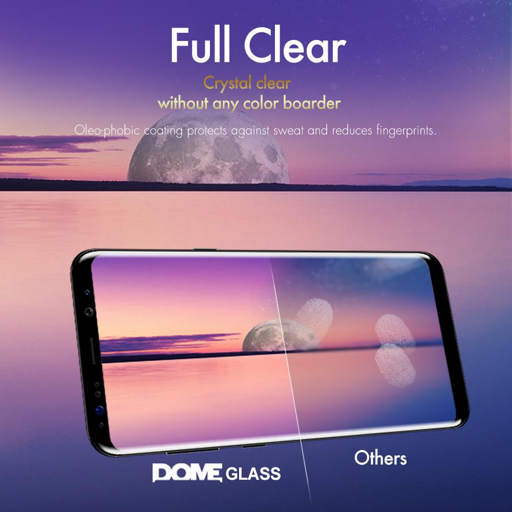 Whitestone Dome Glass for Samsung Note 9 (Screen Protector) (OFFICIAL STORE)