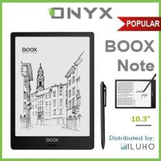 Onyx Boox Note – 10.3″ Android E-ink Reader with Flexible Display