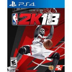 PS4 NBA 2K18 Legend Edition