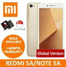 Xiaomi Redmi Note 5A (GLOBAL ROM)