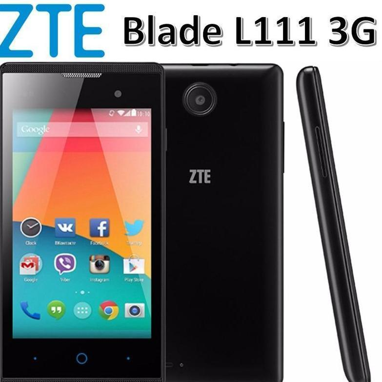 ZTE BLADE L111 (local 1 year warranty)