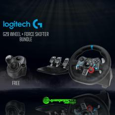 Logitech G29 Driving Force Racing Wheel With Force Shifter *COMEX PROMO*
