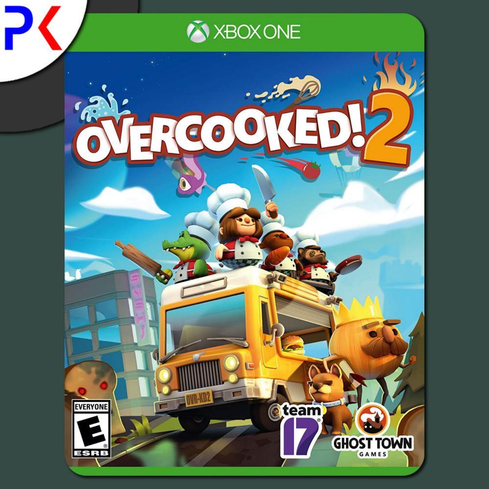 Xbox One Overcooked 2