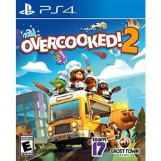 PS4 Overcooked 2