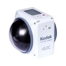 Kodak Pixpro 4KVR360 360-degree Virtual Reality Action Camera