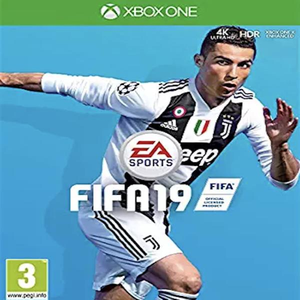 NEW RELEASE!!! Xbox One FIFA 19