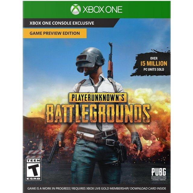 XBOX One Playerunknown's Battlegrounds-AS(R3)(JSG 00023)