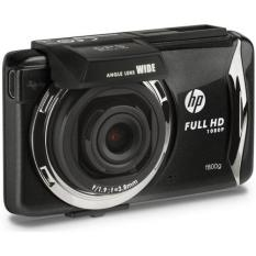 HP Full HD 1080p Car Dashboard Camcorder with GPS
