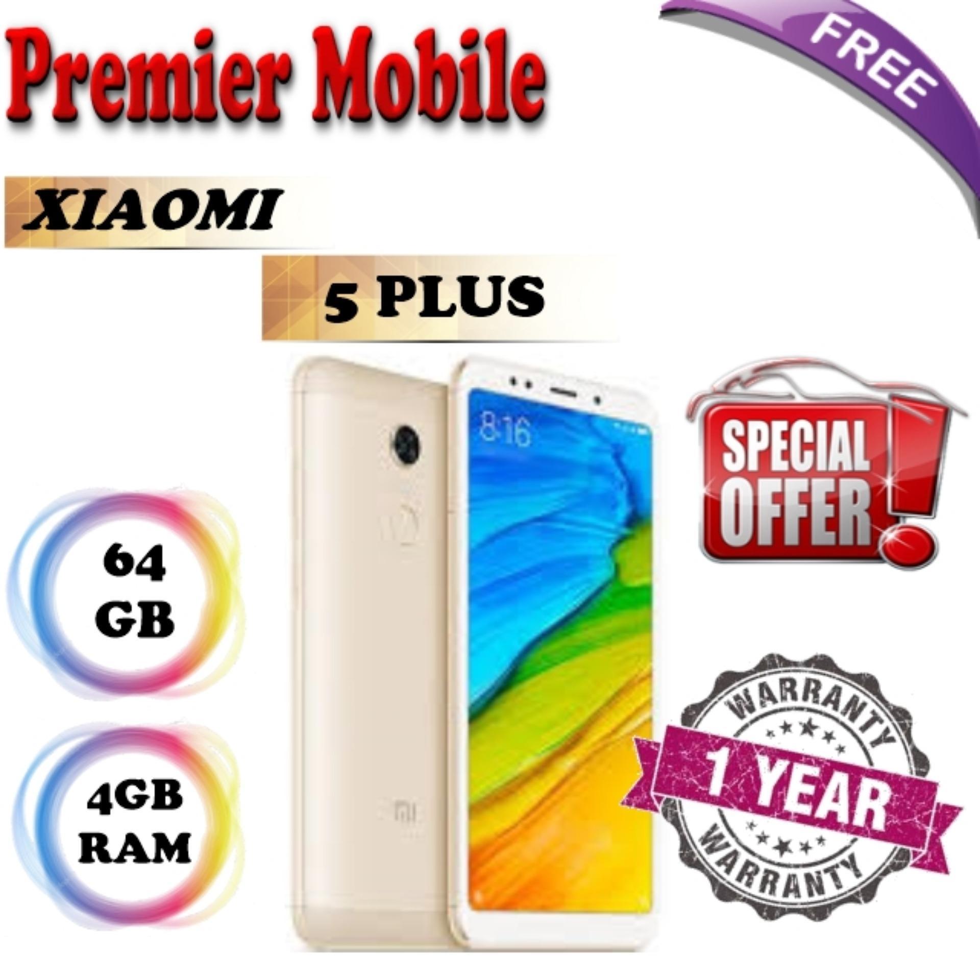 Xiaomi Redmi 5 Plus 64GB (Local)