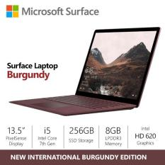 [SALE] Microsoft Surface Laptop i5/8gb/256gb Burgundy (US Version)