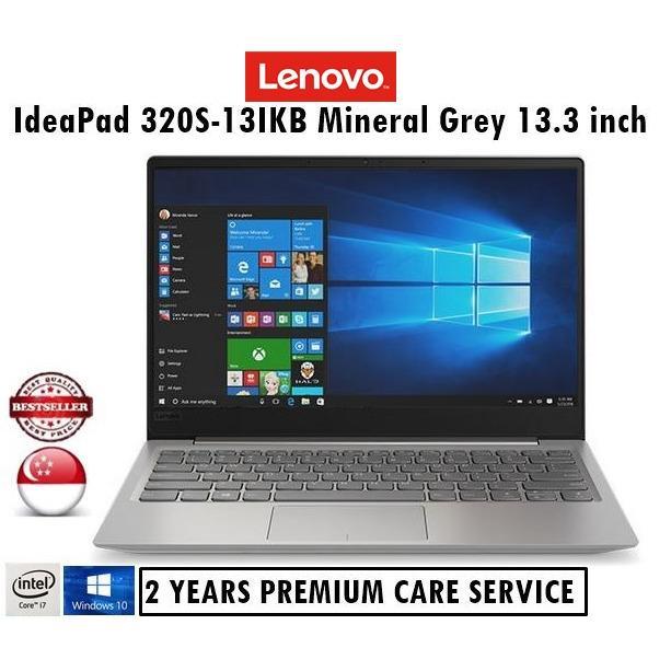 Lenovo IdeaPad 320S-13IKB 13.3 inch Mineral Grey Intel Core i7