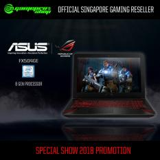 8th Gen ASUS FX504GE – E4183T (8th-Gen GTX1050Ti 4GB GDDR5) 15.6″ Gaming Laptop *NDP PROMO*