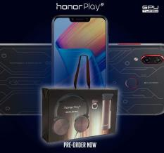Honor Play *Player Edition* Limited Gaming Edition – 64GB (1 Year Local Warranty)