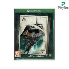 Xbox One Batman Return to Arkham (R3)