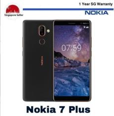 Nokia 7 Plus | 4GB/64GB 1 Year SG Warranty