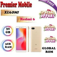 Xiaomi Redmi 6 (32GB + 3GB RAM)
