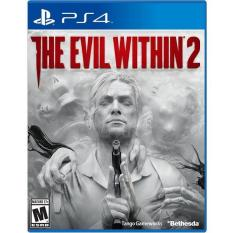 PS4 The Evil Within 2-EUR(R2)(CUSA 08975)