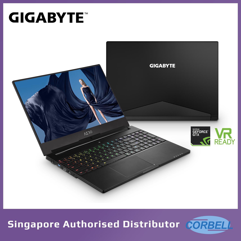 GIGABYTE AERO 15-X8 (4K UHD) Gaming Notebook [Ships 2-3 days]