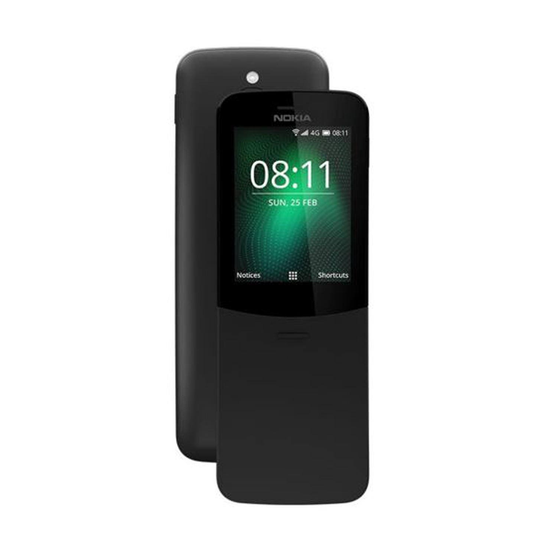 Nokia 8110 4G (Banana Phone) 4GB/512MB RAM