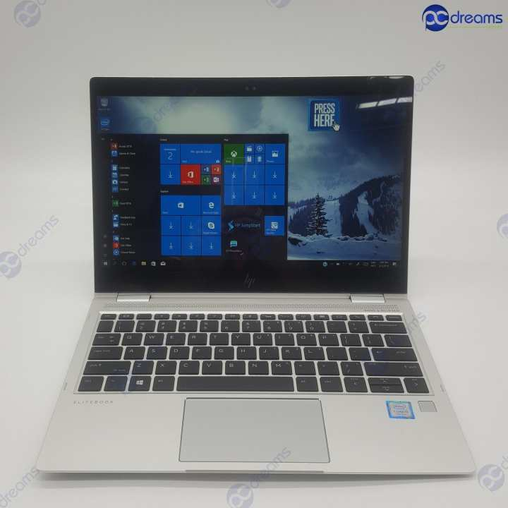 GONG XI FA CAI! HP ELITEBOOK X360 1020 G2 (1EJ34AV) i5-7300U/16GB/256GB PCIe SSD [Premium Refreshed]