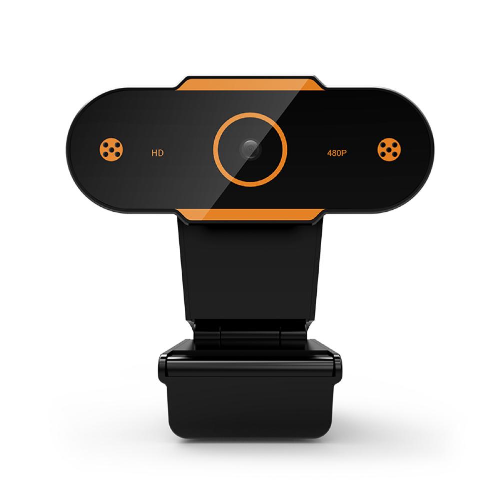 Webcam USB Độ Nét Cao Camera Phát Trực Tiếp Có Mic Cho Máy Tính Máy Tính Xách Tay thumbnail
