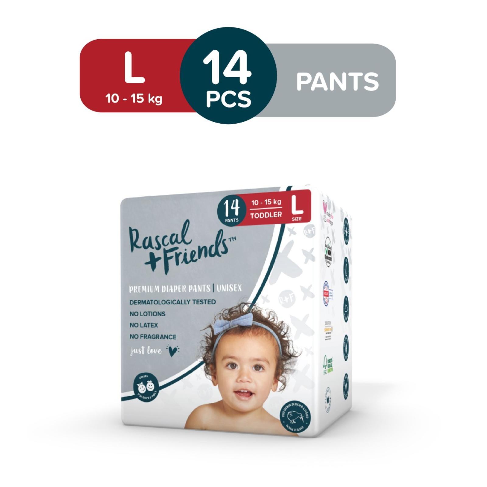 Rascal + Friends Pants L - Sample [Max 1 per customer]