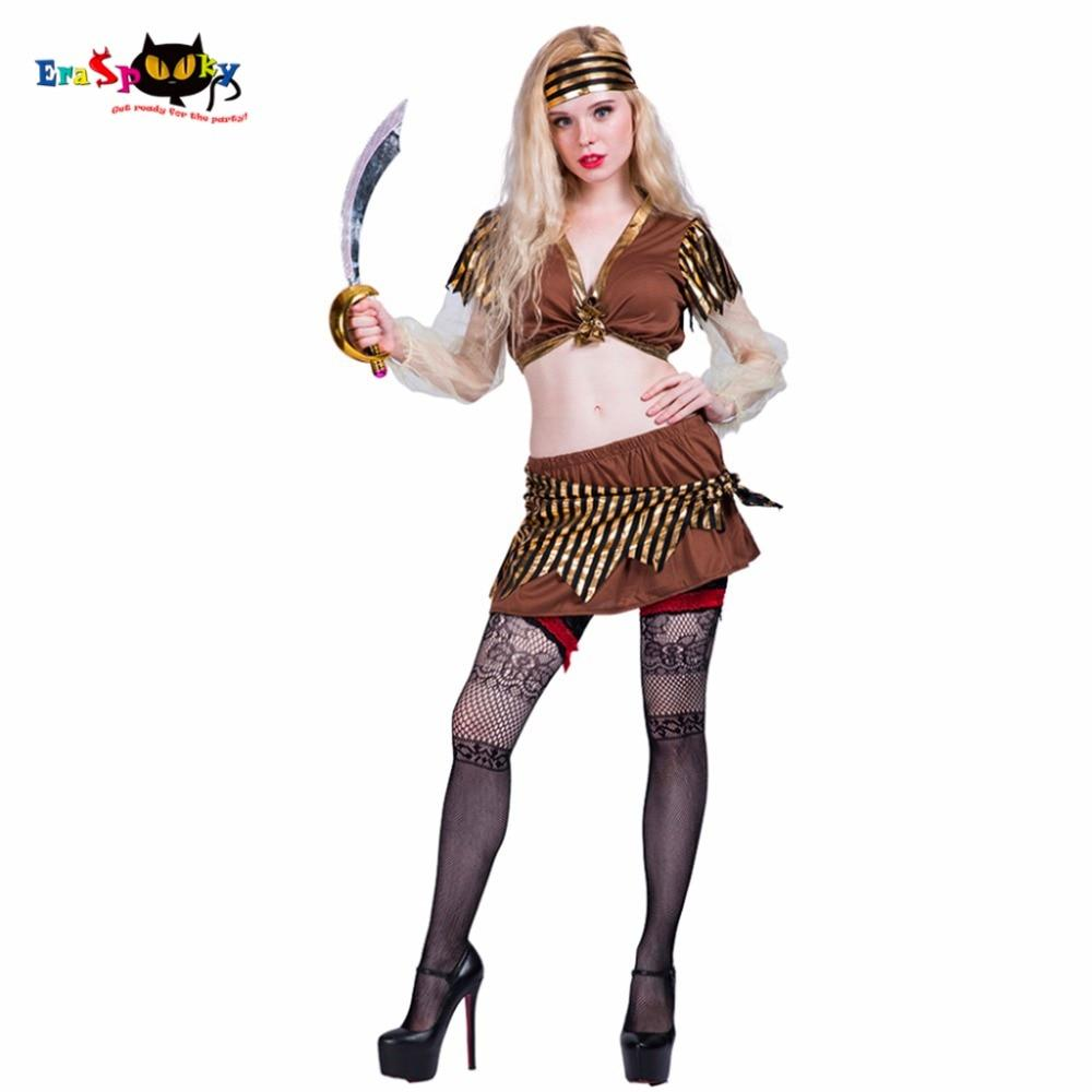 Women's Sexy Skully Pirate Costume