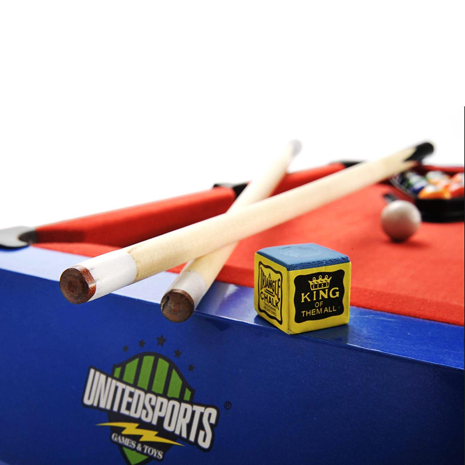 24 Inch Wooden Billiard Table