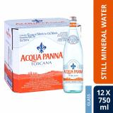 Acqua Panna Natural Mineral Water , 750ml Glass Bottle (Case of 12) image