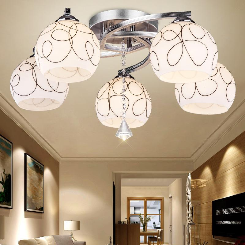 Ceiling Lamp Led Simple Living Room