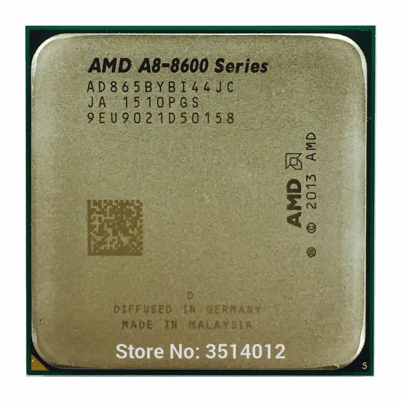 AMD A8-Series A8-8650 A8 8650 A8 8650B 3.2 GHz Quad-Core CPU Processor AD8650YBI44JC Socket FM2+ SLL Store