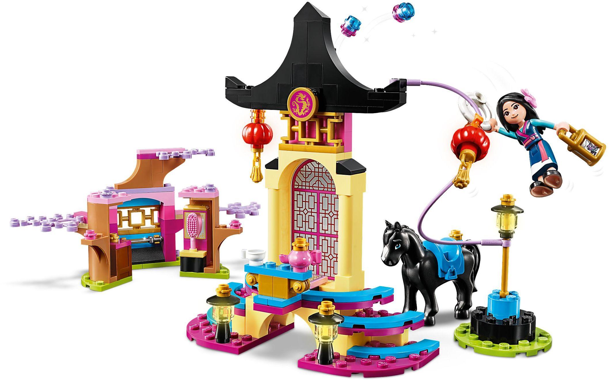 LEGO New Disney Princess Mulan Minifigure with Katana