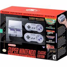 [12 Months Local Warranty] SNES Super Nintendo Classic Mini (USA)
