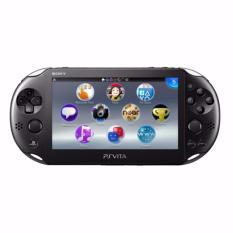 [15 Months Warranty] Sony PS Vita Wifi Model PCH-2006 ZA11 (Black)