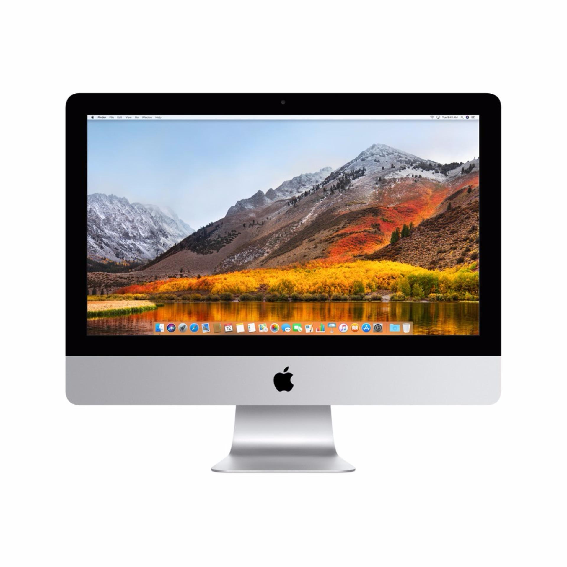Apple iMac 21.5-inch with Retina 4K display: 3.4GHz quad-core Intel Core i5