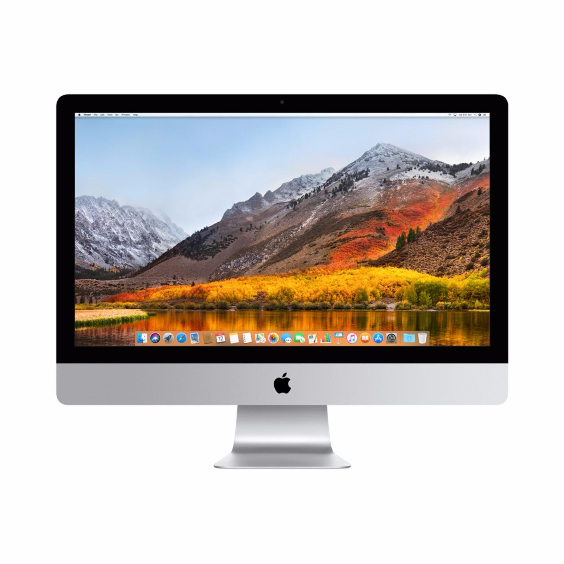 Apple iMac 27-inch with Retina 5K display: 3.4GHz quad-core Intel Core i5