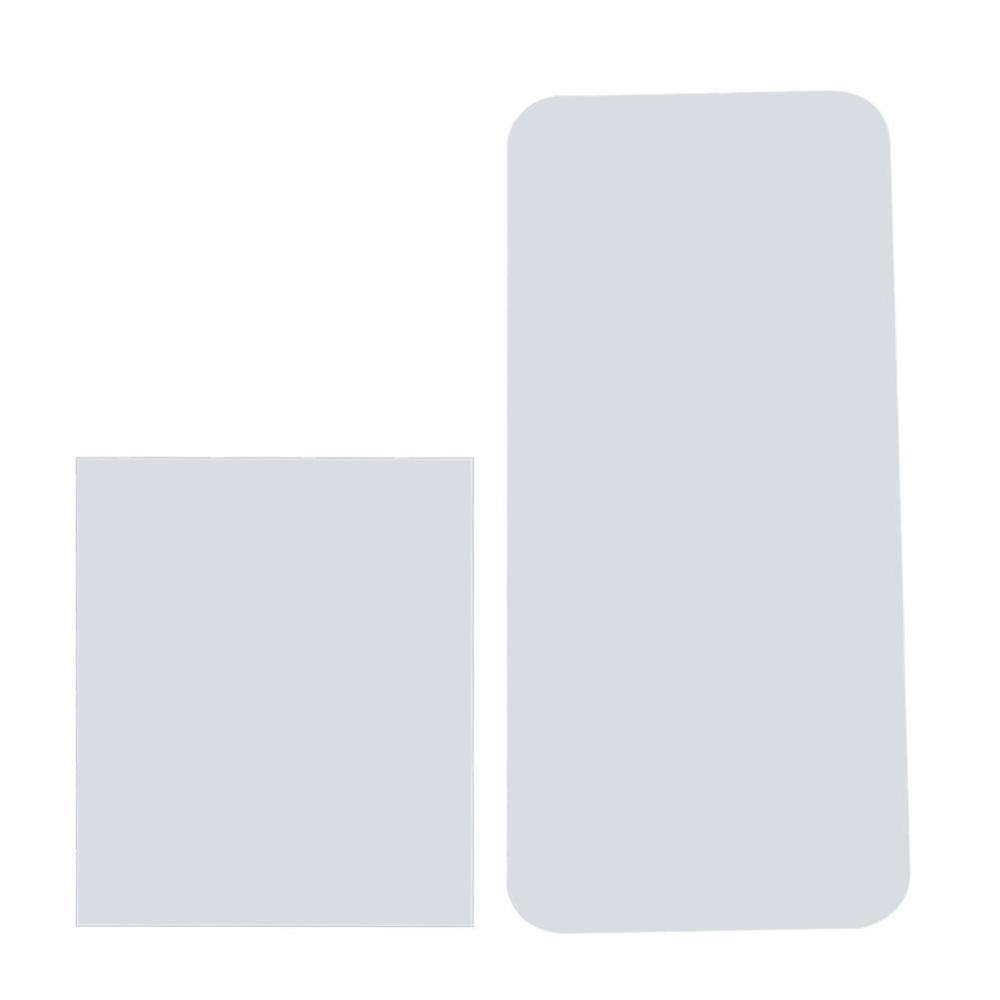 2pcs Tempered Glass LCD Bottom Screen Cover Film Nintendo New 2DS XL – intl