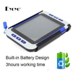 3.5 inch Screen Portable Electronic Reading Aid Digital Magnifier for Low Vision – intl