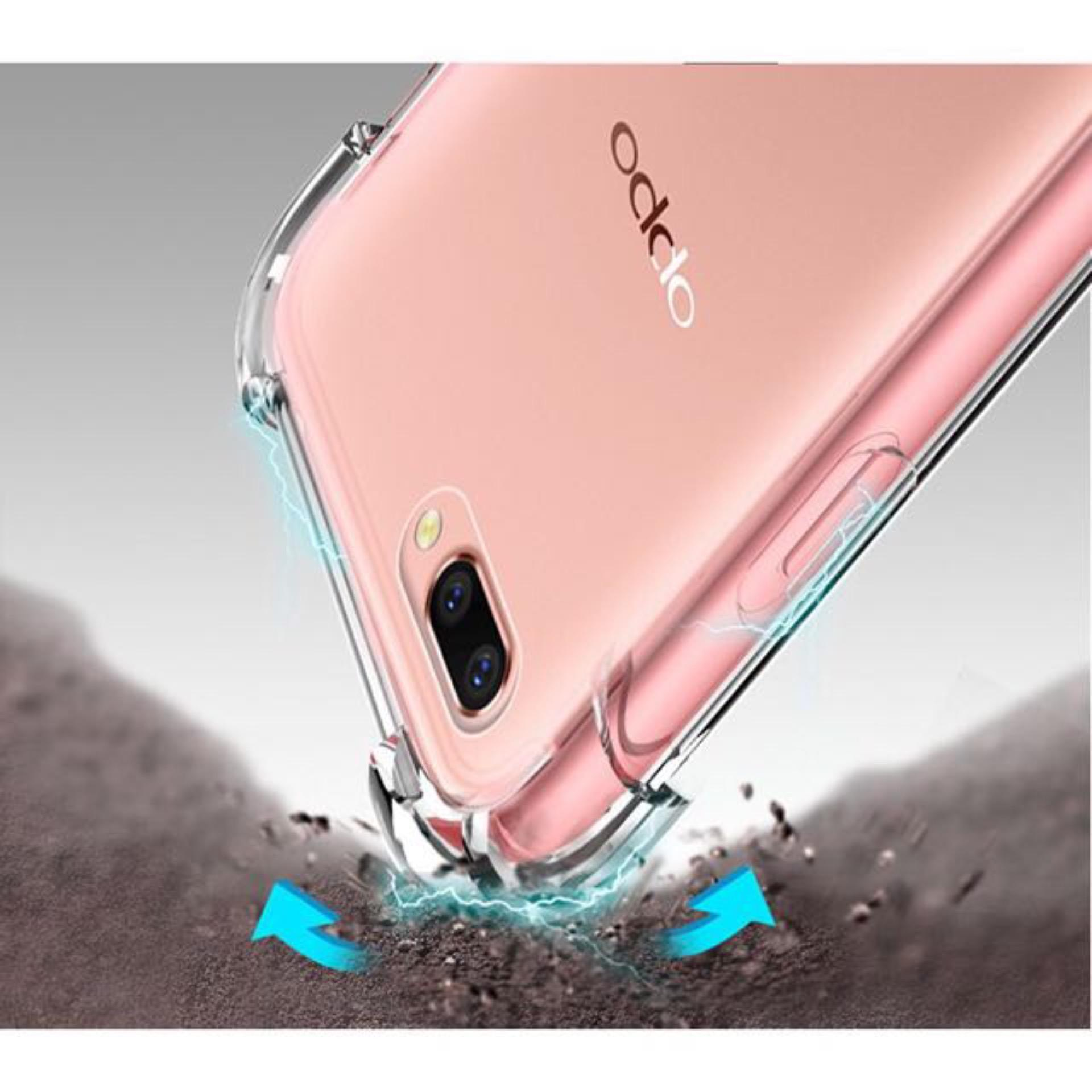 [SG Seller] 360 Degree Full Protect Back Cover Protective Shell High Quality Soft Phone Case for OPPO R9 plus