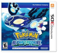 3DS Pokémon Alpha Sapphire / US (English)