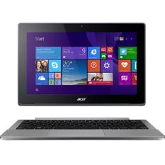 ACER ASPIRE SWITCH 11 V(SW5-173-67WY) Intel® Core™ M-5Y10c processor (800MHz, 4MB L3 cache) • Windows 10 Home • 11.6″ FHD IPS 10 point Multi-Touch Screen with Active Pen Support • 4GB RAM, 128GB SSD + 500 GB HDD • 5MP Rear Camera/ 1MP Front Camera