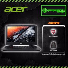 Acer Aspire VX15 (VX5-591G) (I7-7700HQ/8GB/256GB SSD/4GB NVIDIA GTX1050 DDR5/15.6″FHD/W10) *COMEX PROMO*