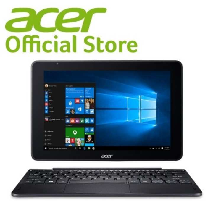 [Online Exclusive] Acer One 10 S1003-112M 2-in-1 Laptop – 10.1″ HD IPS Multi-Touch Screen