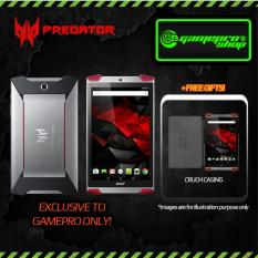 Acer Predator 8 Gaming Tablet 32GB (Silver)