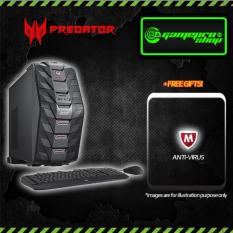Acer Predator G3-710 GTX1080 Intel Core i7-7700 16GB RAM Gaming Desktop *COMEX PROMO*